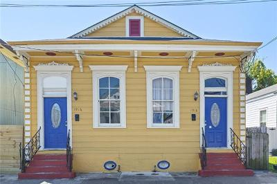 New Orleans Multi Family Home For Sale: 1916 Laharpe Street