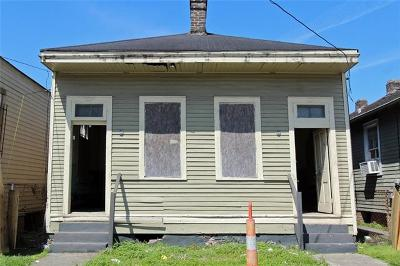 New Orleans Multi Family Home For Sale: 2105 Willow Street
