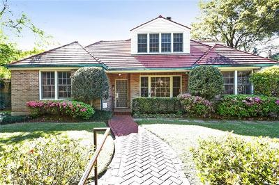 New Orleans Single Family Home For Sale: 1624 Dufossat Street