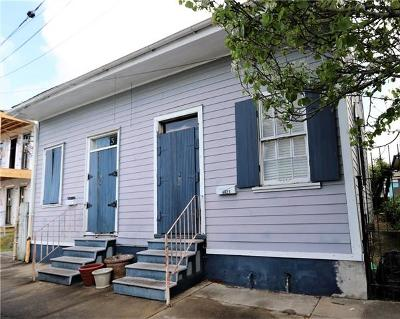 New Orleans Multi Family Home For Sale: 4023-25 Dauphine Street