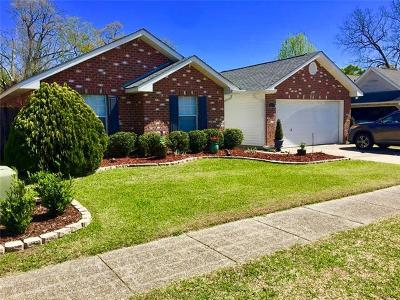New Orleans Single Family Home For Sale: 1632 Rivertree Court