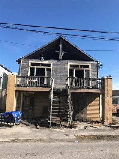 New Orleans Multi Family Home For Sale: 1415 Clouet Street