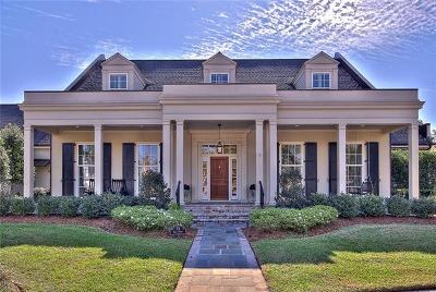 New Orleans Single Family Home For Sale: 33 Swan Street