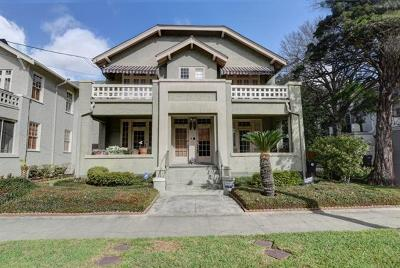 New Orleans Condo For Sale: 3515 Camp Street #B