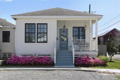 New Orleans Single Family Home For Sale: 3832 Annunciation Street