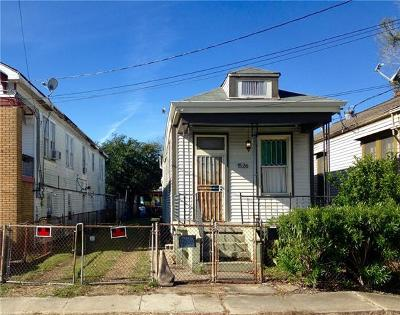 New Orleans Single Family Home For Sale: 1526 Arts Street