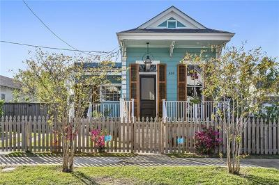 New Orleans Single Family Home For Sale: 830 Lizardi Street