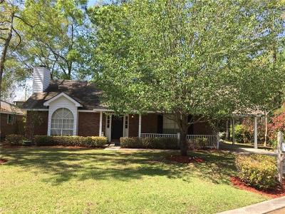 Single Family Home For Sale: 103 Wallis Court