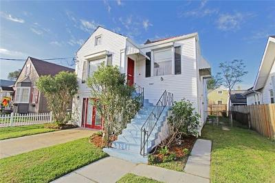 New Orleans Multi Family Home For Sale: 5007 Tonti Street