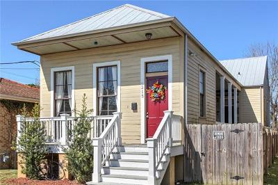 New Orleans Single Family Home For Sale: 6215 Dauphine Street