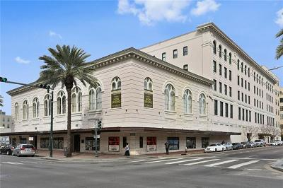New Orleans Condo For Sale: 1201 Canal Street #253