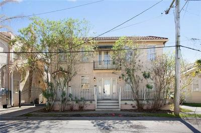 New Orleans Condo For Sale: 4912 S Galvez Street #6