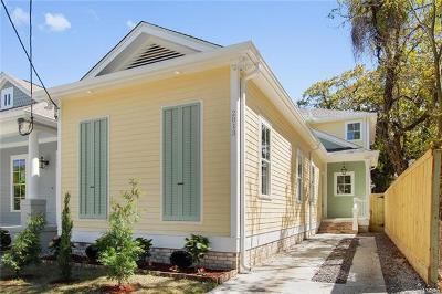 New Orleans Single Family Home For Sale: 2013 Burdette Street
