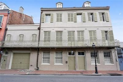 New Orleans Condo For Sale: 917 Toulouse Street #10