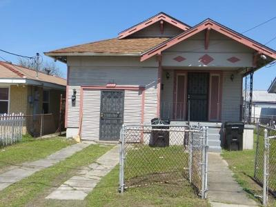 New Orleans Multi Family Home For Sale: 2187 A Law Street