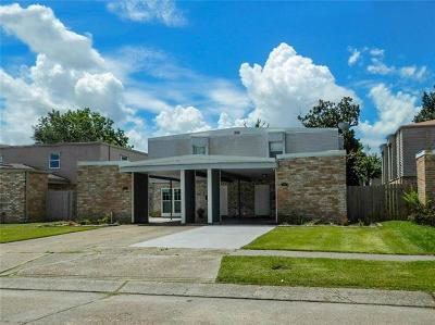 Jefferson Parish Multi Family Home For Sale: 4716 Grammar Avenue