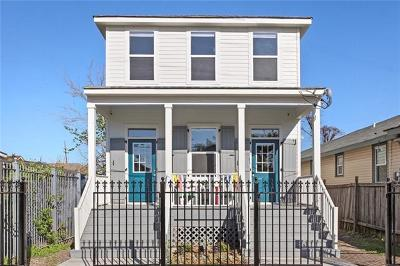 New Orleans Multi Family Home For Sale: 3118 Cambronne Street