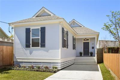 New Orleans Single Family Home For Sale: 315 N Gayoso Street