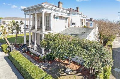 New Orleans Single Family Home For Sale: 1407 Esplanade Avenue