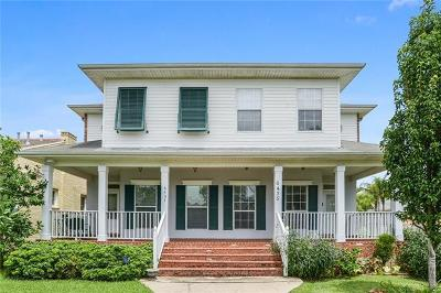 New Orleans Townhouse For Sale: 6435 Louis Xiv Street