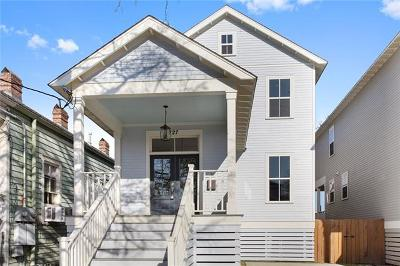 New Orleans Single Family Home For Sale: 227 S White Street