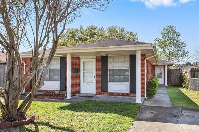 Metairie Multi Family Home For Sale: 1046 Carrollton Avenue