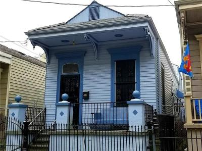 New Orleans Single Family Home For Sale: 534 Napoleon Avenue