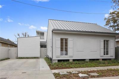 New Orleans Single Family Home For Sale: 322 Burdette Street