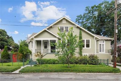 Single Family Home For Sale: 1404 Cadiz Street