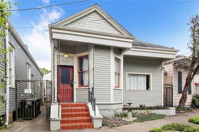 New Orleans Multi Family Home For Sale: 3338 Bell Street