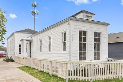 New Orleans Single Family Home For Sale: 441 S Bernadotte Street