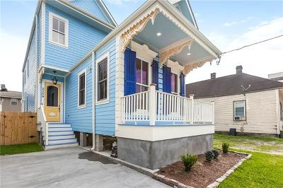 New Orleans Single Family Home For Sale: 2509 Palmyra Street