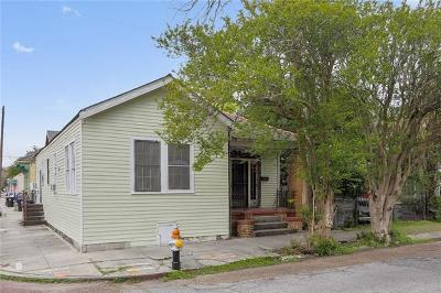 New Orleans Single Family Home For Sale: 1002 Mazant Street