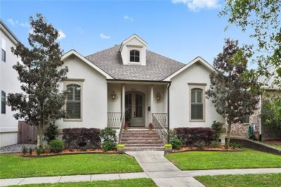 New Orleans Single Family Home Pending Continue to Show: 6607 Vicksburg Street