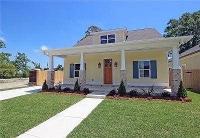 Jefferson Single Family Home For Sale: 615 Newman Avenue