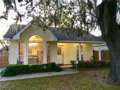 Marrero Single Family Home For Sale: 4224 Ames Boulevard