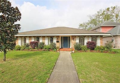 River Ridge, Harahan Single Family Home Pending Continue to Show: 186 W Imperial Drive