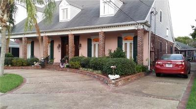 Single Family Home For Sale: 3904 Wheat Street