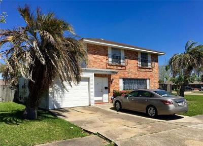 Gretna Single Family Home For Sale: 340 Cottonwood Drive