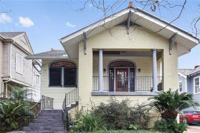 New Orleans Single Family Home For Sale: 940 N Carrollton Avenue