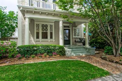New Orleans Single Family Home For Sale: 1210 Octavia Street
