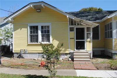 New Orleans Multi Family Home For Sale: 5713-15 Clara Street