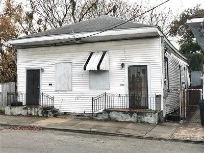 New Orleans Multi Family Home For Sale: 1206 Frenchmen Street