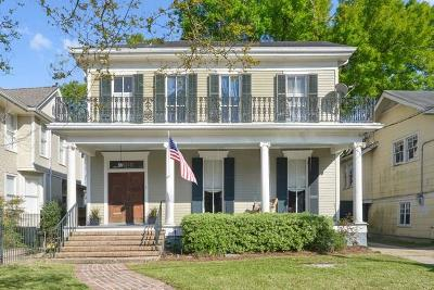 New Orleans Single Family Home For Sale: 2315 Jefferson Avenue
