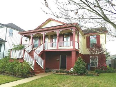 New Orleans Single Family Home For Sale: 6870 General Haig Street