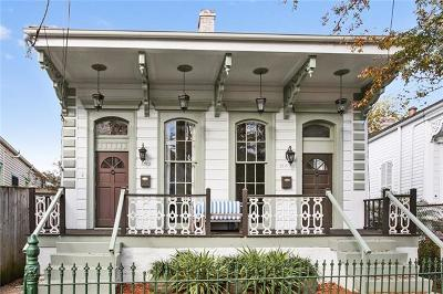 New Orleans Multi Family Home Pending Continue to Show: 2513 Dauphine Street