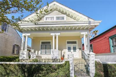 New Orleans Single Family Home For Sale: 910 Louisa Street