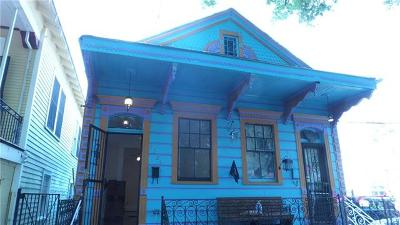 New Orleans Multi Family Home For Sale: 3324 Banks Street