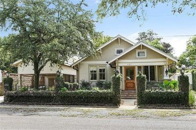 Madisonville Single Family Home For Sale: 607 Main Street