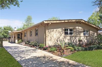 Single Family Home For Sale: 1619 New York Street